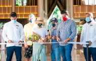 Impressive Resorts & Spas Punta Cana welcomes their first guests after reopening with the right safety and hygiene protocols.